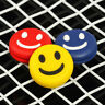 5X Rubber Tennis Shock Absorber Racquet Vibration Dampeners Shockproof Tools Pro