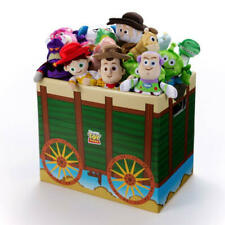 Toy Story 20th anniversary plush doll Andy toy box 2015 very good
