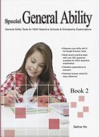 General Ability Tests for NSW Selective Schools and Scholarship Examination BK2