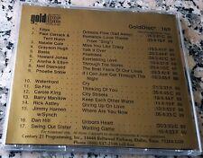 GOLDDISC Rare Radio Promo 169 CD Enya Waterfront Sa-Fire Natalie Cole Basia more