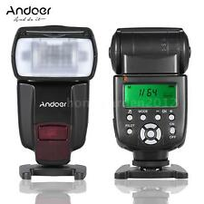 Wireless Flash Speedlite Speedlight 5600K for Canon Nikon SONY A7 DSLR Camera