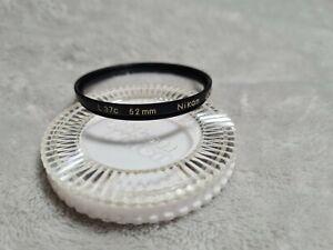 Nikon Filters 52mm