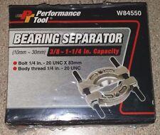 "PERFORMANCE TOOL BEARING SEPARATOR 3/8 TO 1-1/4"" W84550 WILMAR"
