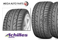 2 Achilles ATR Sport 2 255/35ZR19 96W All-Season Traction High Performance Tires