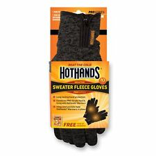 HotHands Heated Gloves - S/M - Gray