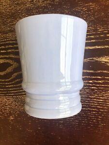Lilac Purple Ceramic Vase