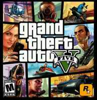 Grand Theft Auto V-PS3- Excellent Condition-1st Class Delivery SAME DAY DISPATCH
