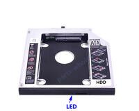 2nd SSD HDD Hard Drive Caddy for Lenovo Thinkpad T420 T420i T430 T430i W530 T530