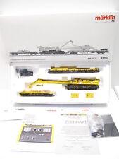 Märklin 49954 MHI Kranwagen Kran Set 100 Goliath DB Digital Sound mfx NEU KM160