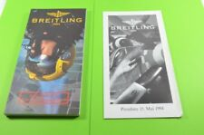 Breitling Catalog 1994 With Price List RAR Vintage