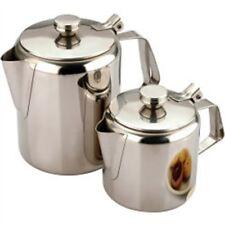 Zodiac Sunnex Teapot S/s Catering 1.5lt 48oz - Stainless Steel Tea Drinking