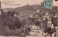 ESPAGNE - BARCELONA - VISTA GENERAL DEL TIBIDABO.