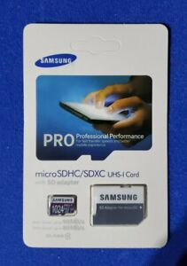 Samsung Pro 1TB SD Memory Card! Card with SD Adapter! BRAND NEW USA SELLER!!!!!