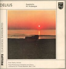 Delius(Vinyl LP)Appalachia An Arabesque/ Beecham, Bart-Philips-GL 5690-VG+/Ex