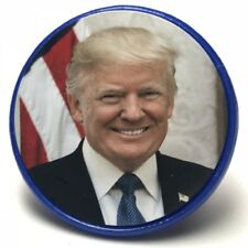 Donald Trump Cupcake Toppers Rings Birthday Party Favors - 16 pcs