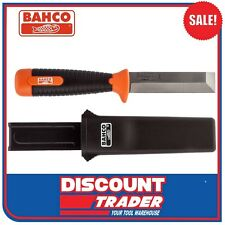 Bahco Builder's Wrecking Knife / Chisel (Demolition Chisel) + Holster - SB-2448