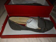 London Rebel Bar Slipper Shoes UK5