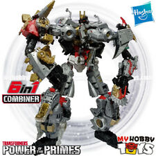 Hasbro Transformers - Power of the Primes : Dinobot Combiner Volcanicus (6 in1)
