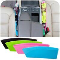 Car Seat Gap Slit Filler Pocket Catch Catcher Box Storage Holder Organizer Box