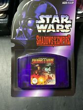 Star Wars: Shadows of the Empire N64 Classic Edition Limited Run Games Release
