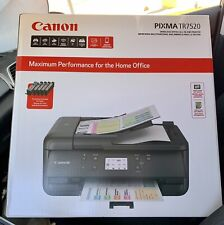 Canon Pixma TR7520 All-In-One Inkjet Printer NEW, FREE SHIPPING