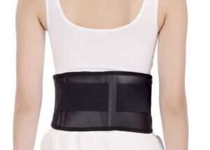 Turmalin Gurt Rückenbandage Rückengurt Rückenstütze Nierengurt mit Magneten