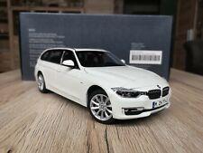 BMW 335i F30 F31 Touring weiß 1:18 Paragon Dealer Edition OVP 80432244242