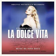 La Dolce Vita - Original Soundtrack Recording (LP Vinyl) NEW/SEALED