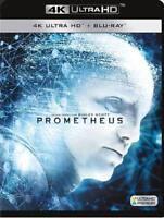 PROMETHEUS NEW 4K ULTRA HD BLU-RAY