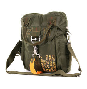 US Army Para Bag Paratrooper Pack Bag Parachute Jumper Army Bag Olive #4
