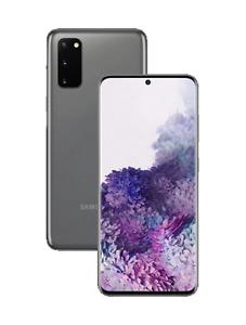 """Samsung Galaxy S20 G980F/DS Dual Sim 8/128GB 6.2"""" 64MP Exynos 990 Phone By FedEx"""