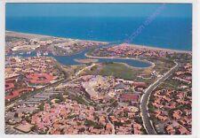 CPSM 34300 CAP D AGDE Village de vacances C.C.A.S. vue aérienne du village n1