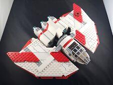 LEGO StarWars (7931) T-6 Jedi Shuttle | Komplett | Ohne Figuren