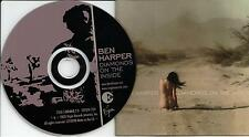 Ben Harper ‎– Diamonds On The Inside, Cd import 2003
