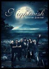 NIGHTWISH - SHOWTIME,STORYTIME 2 CD + 2 DVD SYMPHONIC METAL NEW!