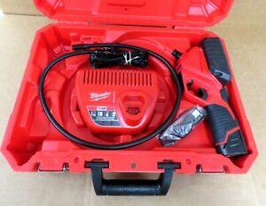 Milwaukee M-Spector Flex Inspection Camera 2315-20 M12 Lithium Nice