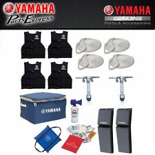 NEW YAMAHA BOATING STARTER KIT BOAT SAFETY IN ONE TOTAL PACKAGE SBT-BOATK-IT-08
