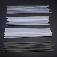 50pcs Tiges soudure plastique ABS/PP/PVC/PE Bâtons plastique soudure outil Tool