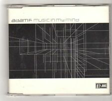 (FZ871) Adam F, Music In My Mind - 1997 DJ CD