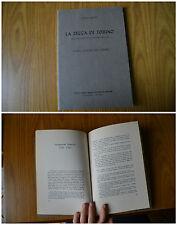 LIBRO LA ZECCA DI TORINO CERRATO CIRCOLO NUMISMATICO TORINESE 1956 MONETE