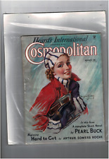 VINTAGE MARCH 1935 NO. 585 COSMOPOLITAN MAGAZINE BRADSHAW CRANDELL MS1613