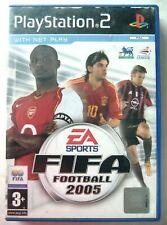 66256 FIFA Football 2005 - Sony PS2 Playstation 2 (2004) SLES 52559