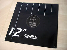 """The Sisters Of Mercy No Time To Cry A1 B1 UK 12"""" MR 335T 1985 EX"""