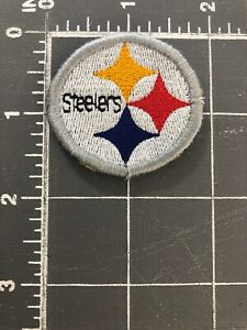 Pittsburgh Steelers Helmet Logo Patch National Football League NFL Pennsylvania