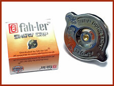 Fahler Polished Stainless Steel Radiator Rad Cap 15 lbs / psi