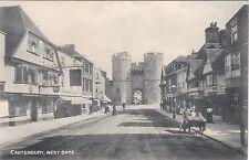 West Gate & Cart, CANTERBURY, Kent