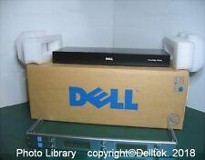 Dell KVM 2160AS D785J Ver 3 Kit PowerEdge Rack 16 ports cat5   3 Years Warranty