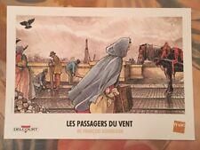 ex libris Les Passagers Du Vent - Bourgeon