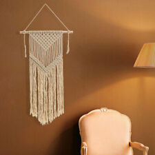 Hand Craft Tapestry Macrame Wall Hanging Tapestry Chic Bohemian Home Decor Room