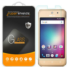 Supershieldz Tempered Glass Screen Protector Saver For BLU Vivo 5 Mini